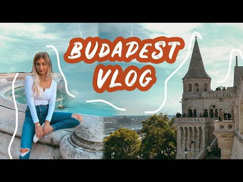A Backpacker's Dream? | Affordable Travel | BUDAPEST VLOG