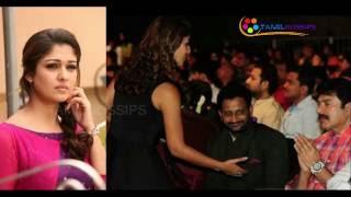 Mamooty Avoids Nayanthara at Filmfare Award Event