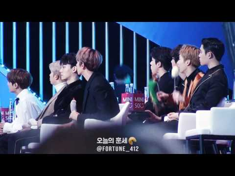 170114 EXO REACTION TO NCT127