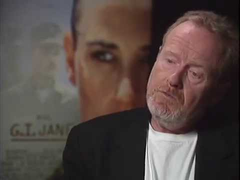 Ridley Scott's Approach and Experience in Directing