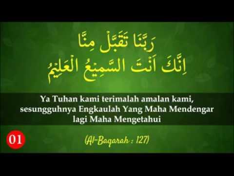 Jual kumpulan doa mustajab