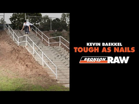 The Viking Goes To Battle! Kevin Baekkel Grinds A Massive Kinker