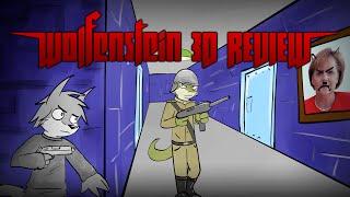 Wolfenstein 3D Review (german)
