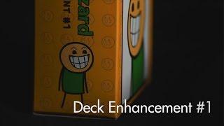 Deck Enhancement #1 (a Joking Hazard Expansion)