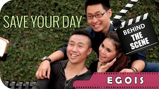 Save Your Day - Behind The Scenes Video Klip Egois - TV Musik Indonesia