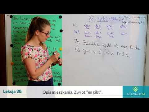 Niemiecki Dla Opiekunek Seniorów: Lekcja 30 - Powtórzenie Wiadomości