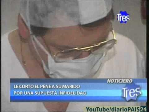Rosario: Una mujer le cortó el pene a su marido mientras dormía