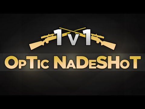 1v1: Want to 1v1 OpTic NaDeSHoT? THE CHALLENGE Ep. 4