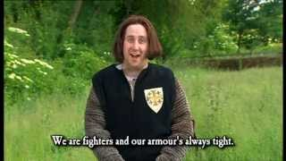 Watch Horrible Histories Im A Knight video