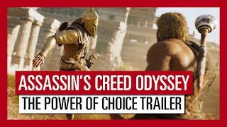Assassin's Creed Odyssey: The Power of Choice Trailer