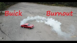 BUICK APOLLO BURNOUT