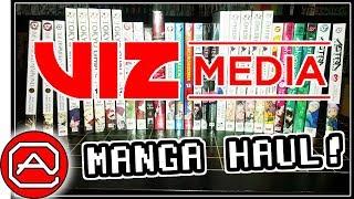 Top 25 Viz Media Anime