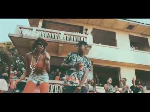 Ak Songstress ft StoneBwoy Machine Man Official Video