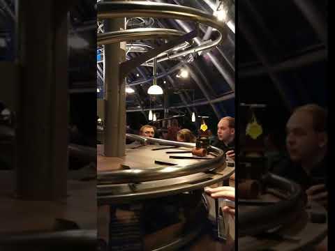 Bezorging bij Achterbahnrestaurant Schwerelos