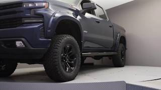 2019 Chevrolet Silverado 1500 RST Apex Lifted Truck