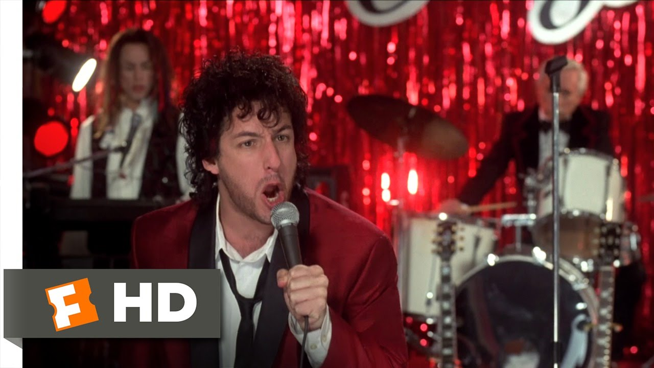 The Wedding Singer (3/6) Movie CLIP - I Have the ...