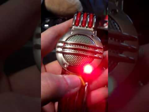 Power rangers legacy communicator sounds