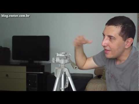 #ResterTECH S02E26 - Fotos Panorâmicas com a Canon SX30 IS + Photoshop