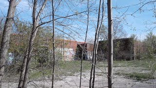 URBEX - SCARY ABANDONED HOLMES FOUNDRY IN SARNIA, ONTARIO (SOMEONE LIVING IN THERE)