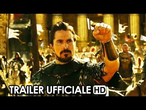 Exodus Trailer Ufficiale V.O. (2014) - Christian Bale, Ridley Scott Movie HD