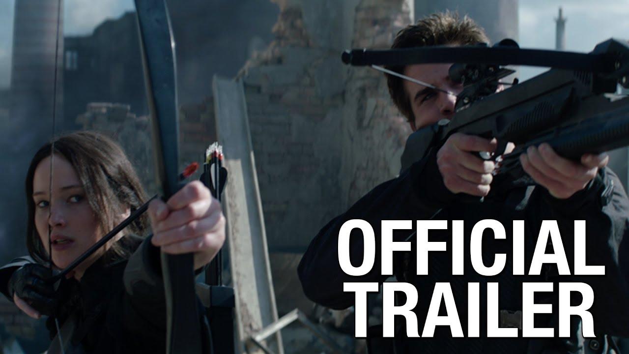 A photo of The Hunger Games: Mockingjay Trailer: The Mockingjay Lives