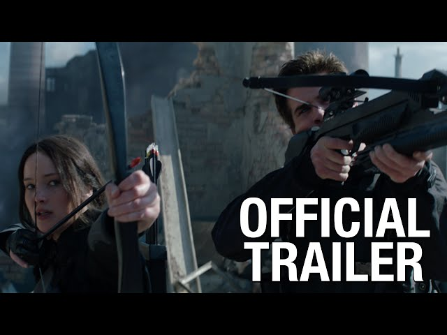 "The Hunger Games: Mockingjay Trailer – ""The Mockingjay Lives"""