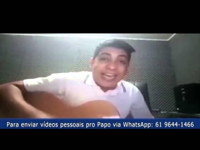 Whatsapp do Papo: Vídeos pessoais enviados pelos amigos do Papo de Graça.