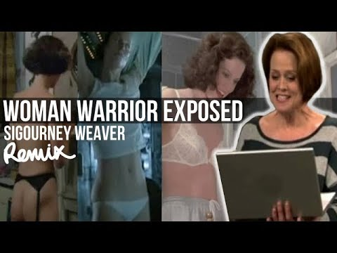 Woman Warrior Exposed (Sigourney Weaver Remix) - THE VIEW UPSKIRT UPDATE