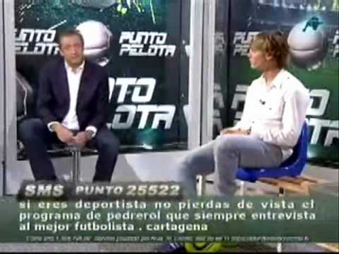 Punto Pelota. Entrevista a Sergio Canales (parte 1ª)
