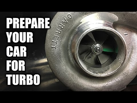 5 Ways To Prepare Your Car For Turbocharging