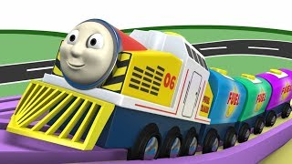 Wooden Thomas - Toy Train - Trains for Kids - Thomas The Train - Train Kids - Cartoon - Toy Factory