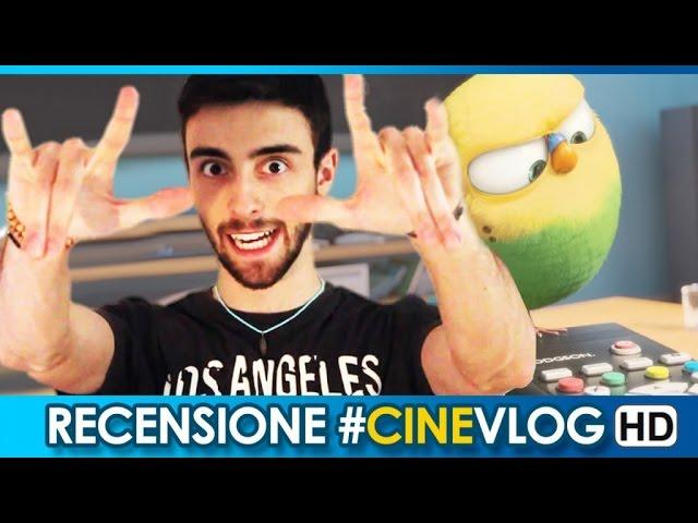 RECENSIONE - Pets - Vita da animali Trailer #CineVlog