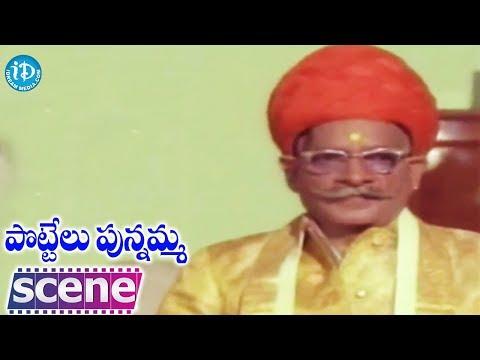 Pottelu Punnamma Movie - Murali Mohan, Mohan Babu, Jayamalini Scene video