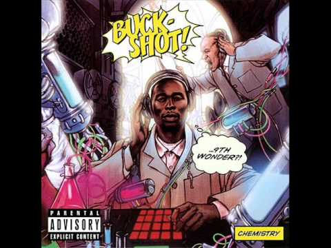 buckshot 9th wonder ft starang wondah  chemistry album