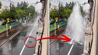 41 Incredible Moments Caught on Camera