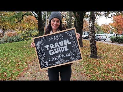 Mini Travel Guide // Christchurch, New Zealand