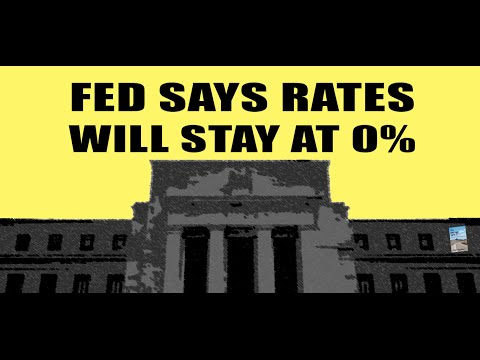 Fed Stock Market BUBBLE Continues With 0% Interest Rates!