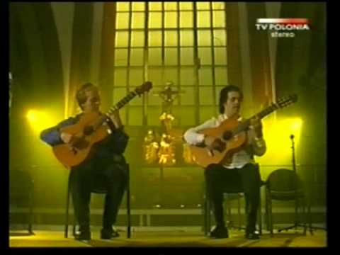 Rare Guitar Video: Paco Pena on Poland TV