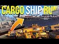 RUST CARGO SHIP LOOT RUN FOR END GAME WEAPON LOOT Rust Raids Rust Survival Gameplay S14 E9 mp3