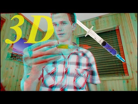 3D Video EXTREME!!! needle
