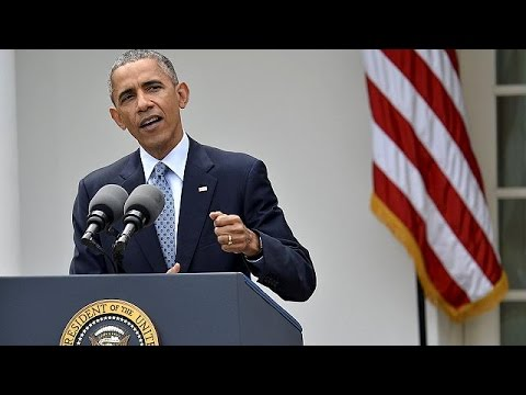 Iran nuclear agreement is 'good deal,' says Obama
