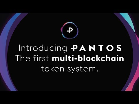 Introducing Pantos: The first multi-blockchain token system