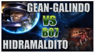 🔴#Starcraft Remastered : BO7 | Gean-Galindo vs Hidramaldito