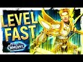 HIT 120 FAST: Ultimate Battle for Azeroth Leveling Guide 110 - 120  | World of Warcraft