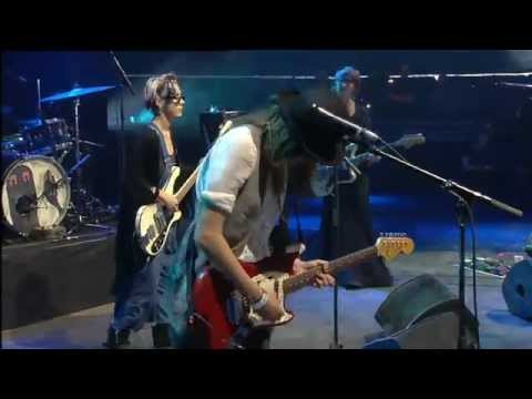 Warpaint - Live At Rock Werchter 30.06.11