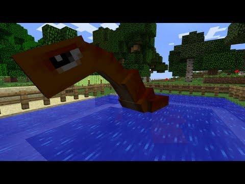 Minecraft Dinosaurs Part 34 Velociraptor naming and Nether Portals