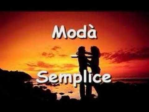 Modà – Semplice