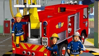 Fireman Sam US New Episodes HD | Firefighters on alert - Season 10 Full Episodes 🚒🔥Kids Movies