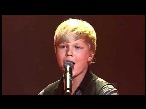 Jack Vidgen - Set Fire To The Rain (Australia's Got Talent 2011)