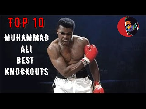 Top 10 Muhammad Ali Best Knockouts